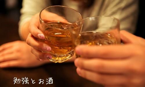 【勉強と酒】『お酒がどうしても飲みたい』そんな時に読む心得帳