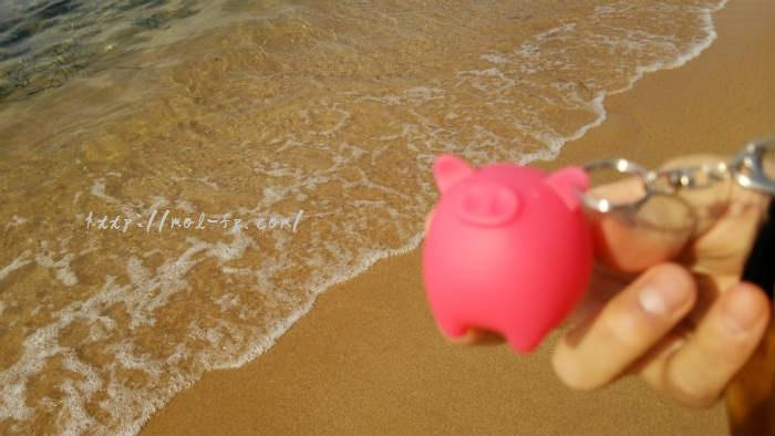 琴引浜のビーチの美しさ