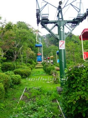 天橋立!傘松公園リフト