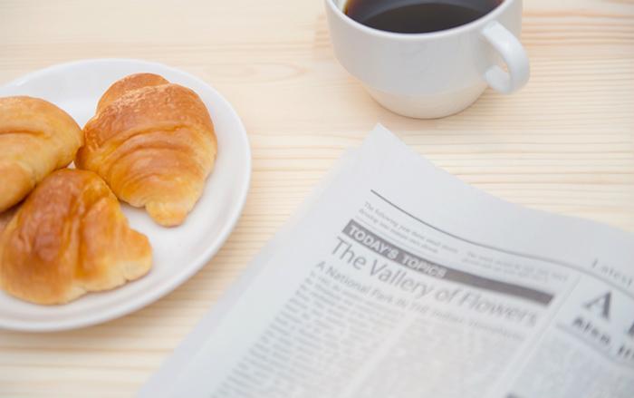 新聞は読むべきか?